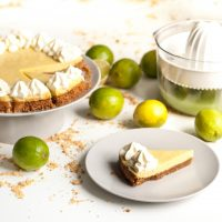 Key lime pie recept Ankarsrum