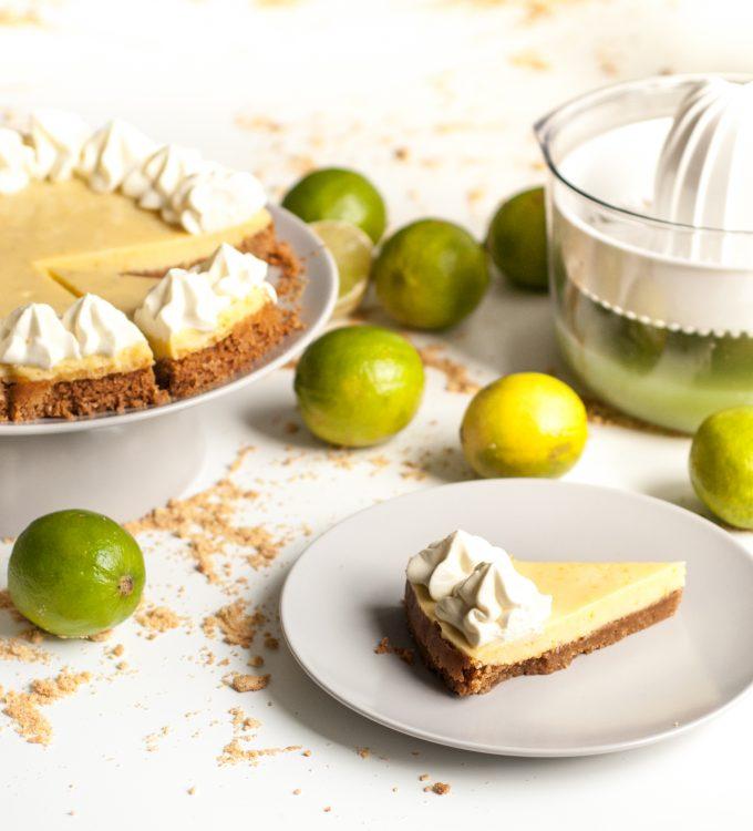 Key lime pie recept Ankarsrum
