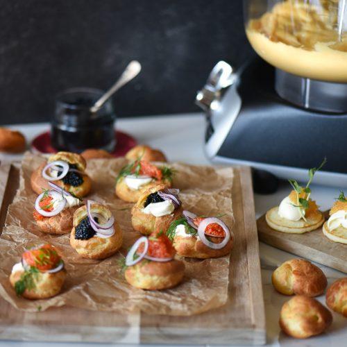 Petit Choux recept Ankarsrum