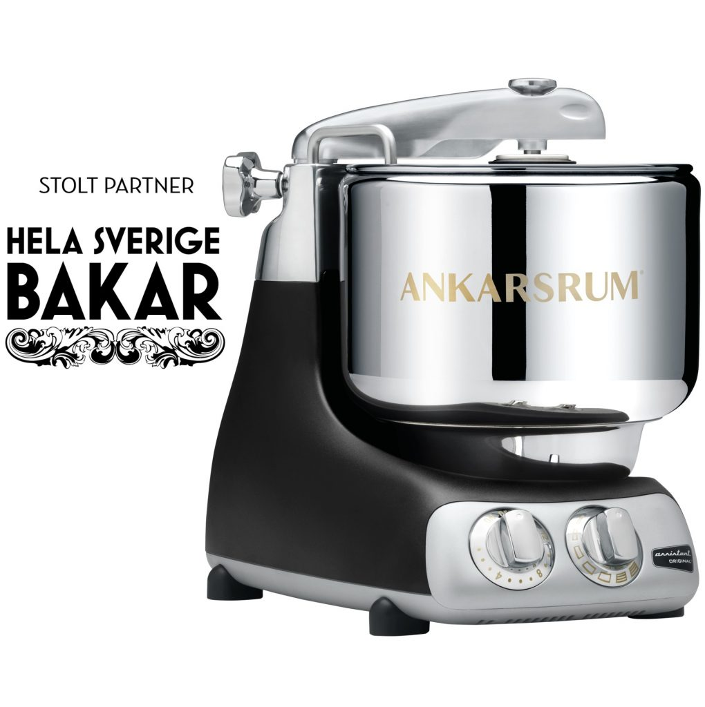 Ankarsrum Assistent Original i Hela Sverige bakar