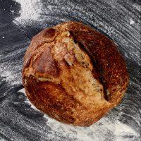 Ankarsrum bread