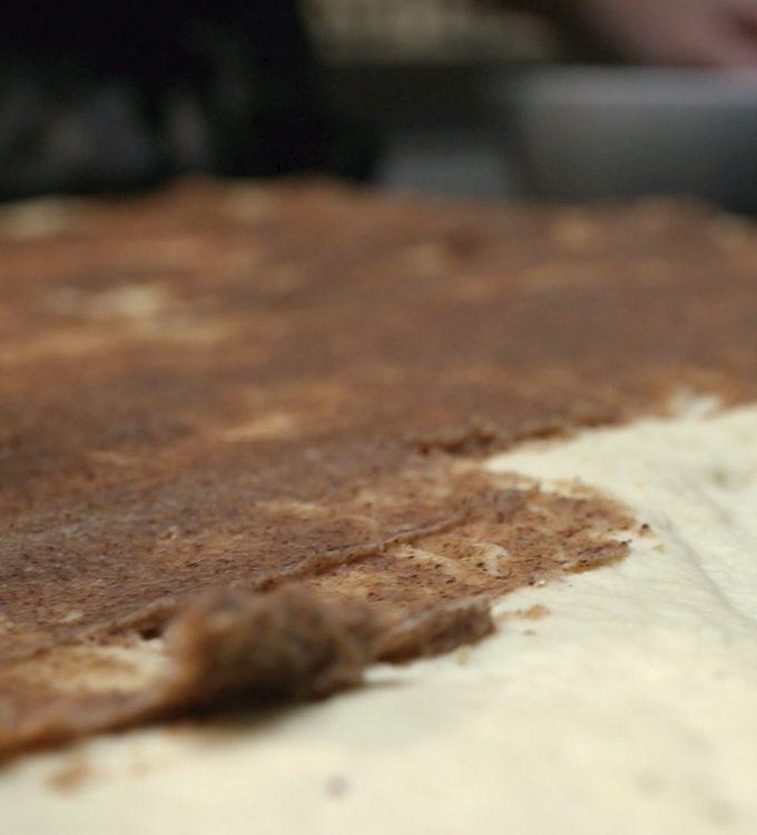 Homemade Cinnamom buns