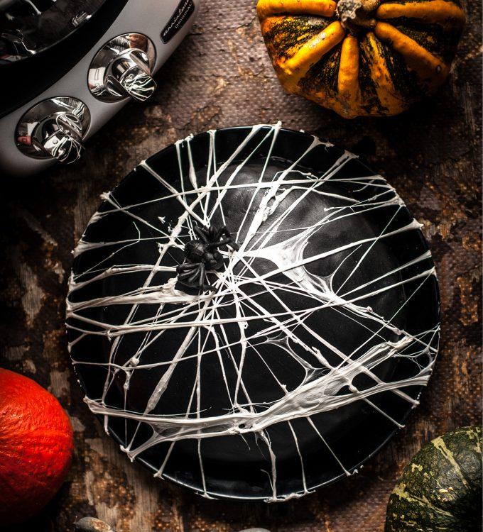 Cake for Halloween inspiration Ankarsrum