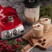 Recipe eggnogg by Ankarsrum